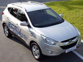 Hyundai ix Hydrogen FCEV: Vodíkové SUV do série v roce 2015
