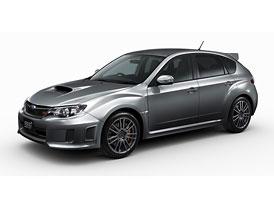 Subaru Impreza WRX STI spec. C: Veselé japonské Vánoce