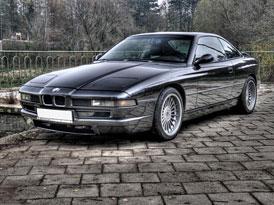 Legendy na Moje.auto.cz: BMW 850i