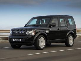 Land Rover Discovery 4 Armoured: Obrněnec opět ve hře