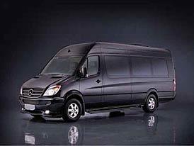 Mercedes-Benz Sprinter Grand Edition: Maybach-minivan