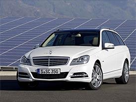 Mercedes-Benz C: České ceny po faceliftu