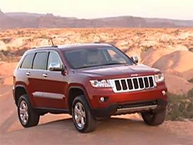 Video: Jeep Grand Cherokee – Jízda ve skalách