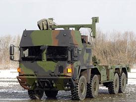Multi A4 FSA: Transportní vojenské vozidlo