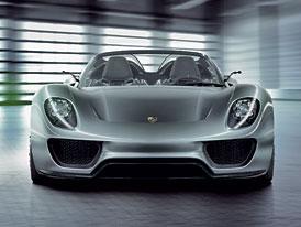 Porsche 918 Coupé: Detroitský návrat