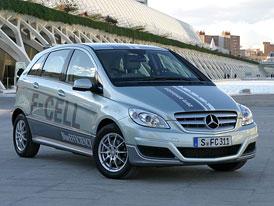 Mercedes-Benz A E-Cell, B F-Cell, Vito E-Cell