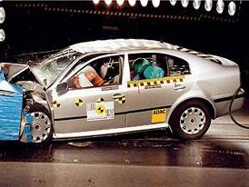 Euro NCAP: 10 let rozbíjení aut