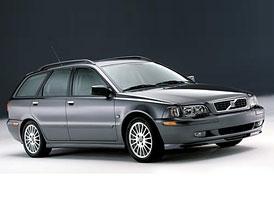 Volvo S40 a V40:  facelift a nižší ceny