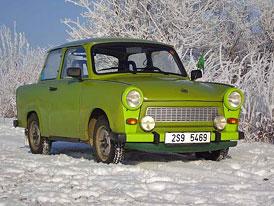 Před 20 lety se přestal vyrábět legendární Trabant