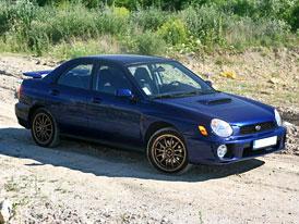 Legendy na Moje.auto.cz: Subaru Impreza WRX