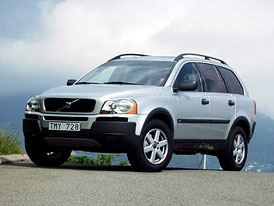 Volvo XC90 – první jízdní dojmy