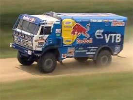 Video: Rallye Dakar 2010 – Ohlédnutí za poslední loňskou etapou