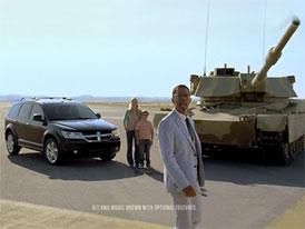 Video: Dodge Journey � Nestandardn� srovn�n�