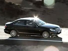 Video: Mercedes-Benz C – Staticky i v pohybu