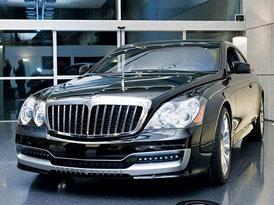 Xenatec Maybach 57 S Cruiserio Coupé: Neoficiální premiéra