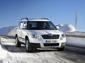 Český trh v listopadu 2010: Nejprodávanější SUV