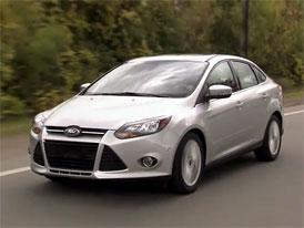 Ford Focus: Objednávka zkušební jízdy