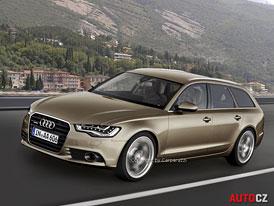 Premiéra Audi A6 Avant: Středa 18.5.2011, 20:00 h