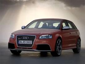 Video: Audi RS 3 Sportback – Nejostřejší z řady