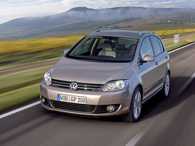 Volkswagen Golf Plus: Nové ceny začínají na 339.900,-Kč
