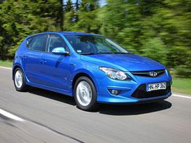 Hyundai i30: Ze�t�hlen� nab�dky, edice Trikolor z�st�v�