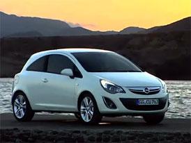 Video: Opel Corsa – Osvěžení vzhledu