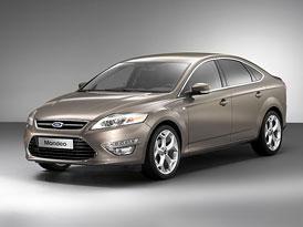 Ford Mondeo 1,6 EcoBoost (118 kW): První cena klesla na 499.990,- Kč