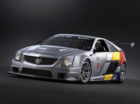 Cadillac CTS-V Coupe: První fotografie vozu pro SCCA