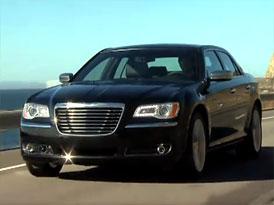 Video: Chrysler 300 – Nový design velkého sedanu