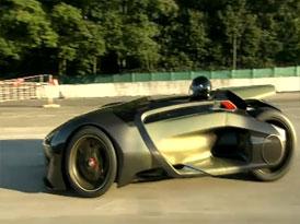 Video: Peugeot EX1 – Jízda s rekordním elektromobilem