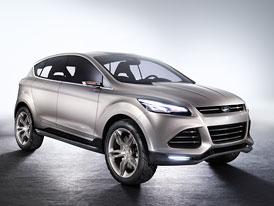 Ford Vertrek: Budoucnost kompaktních SUV (Video)