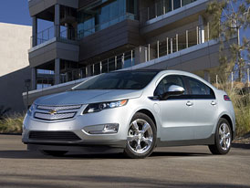 North American Car of the Year 2011: Chevrolet Volt
