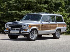 Návrat Jeepu Grand Wagoneer:  Bude to nástupce Commanderu nebo jen lepší Grand Cherokee?