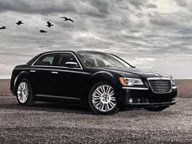 Chrysler 300: Nov� fotografie a technick� data
