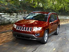 Jeep Compass: Kompaktní SUV s výrazem Granda (technická data)