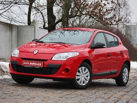 Garáž Auto.cz: Renault Megane 1,6 Generation - Co vás zajímá?