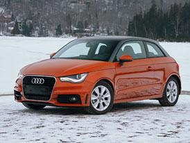 Audi A1 quattro: První fotografie