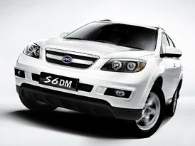BYD S6DM: Čínské hybridní SUV za velkou louží