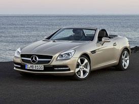 Mercedes-Benz SLK: Třetí generace oficiálně