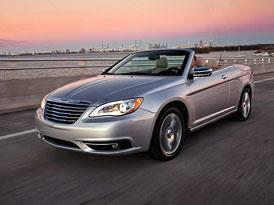 Chrysler 200 Convertible: První fotografie