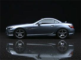 Video: Mercedes-Benz SLK – Design třetí generace