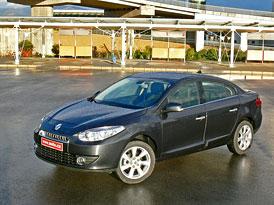 Renault Fluence 2,0 16V (103 kW): Od února za 396.900,- Kč