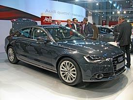 Audi A6: Prvn� dojmy