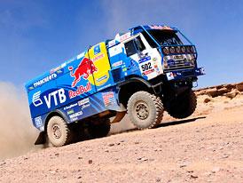 Rallye Dakar 2011: Fotogalerie