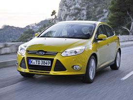 Ford Focus: Technická data, nové fotografie