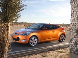 Hyundai Veloster dorazí na český trh v květnu 2011