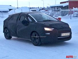 Spy Photos: Citroën DS5 - Francouzský luxus míří mezi MPV