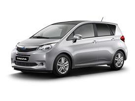Subaru Trezia: Premiéra v Ženevě, na český trh v dubnu