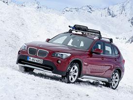 BMW X1 xDrive28i: Nový čtyřválec 2,0 Turbo místo atmosférického šestiválce