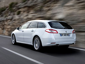 Peugeot 508: Technick� data, nov� fotografie